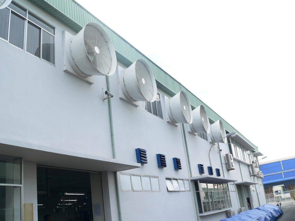 Dịch vụ lắp đặt hệ thống điều hòa công nghiệp tại Hải Phòng