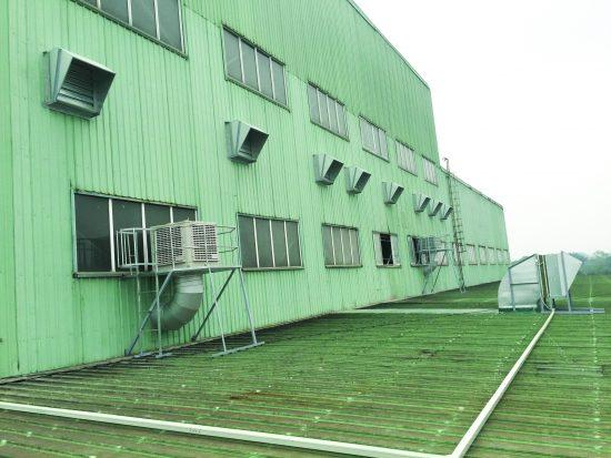Tư vấn lắp đặt hệ thống thông gió nhà xưởng Hải Phòng, Toàn quốc